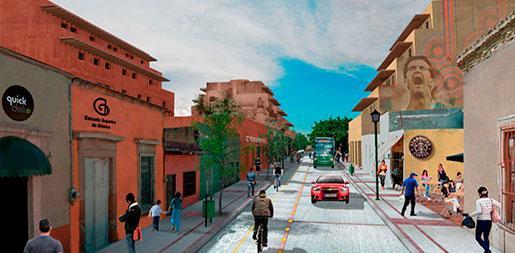 Manual diseño urbano Barrio Arriba