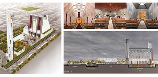 Concurso Nueva Catedral Celaya