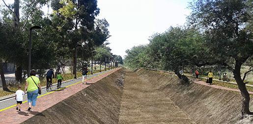 Proy. Ejecutivo Parque Lineal El Saltillo