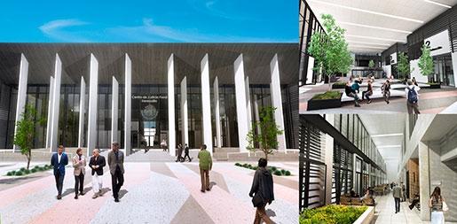 Centro de Justicia Hermosillo, Sonora