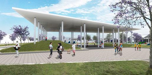 Proyectos conceptuales Barrio San Miguel Sur