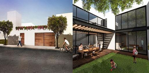 Casa Habitación EA