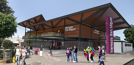 Nuevo mercado San Miguel