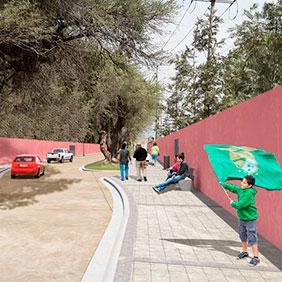 Calle Tierra Prometida