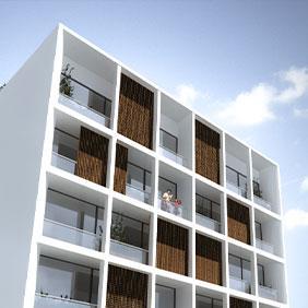 Edificio vivienda y comercio Barrio San Miguel