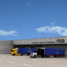 Nave industrial RIISA Silao