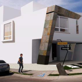 Casas esquina Cañada Diamante