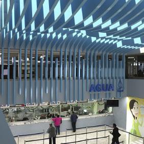 Remodelación Vestíbulo y nueva zona cajeros SAPAL TL