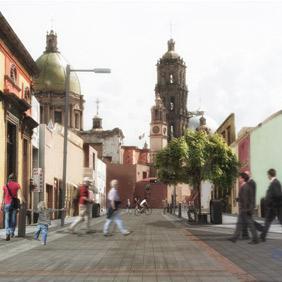 Paseo Guadalupe Celaya