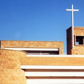 Templo Virgen de la Paz